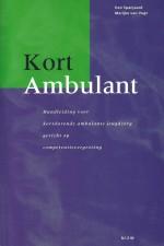 Spanjaard & Van Vugt 2000 Kort Ambulant Cover