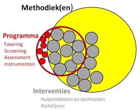 methodiek programma interventie